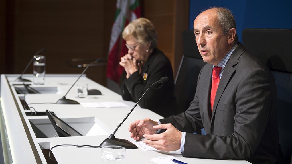 El Gobierno vasco celebra una nueva sesión formativa dirigida a sus altos cargos para impulsar valores de buena gobernanza y ética pública [57:12]