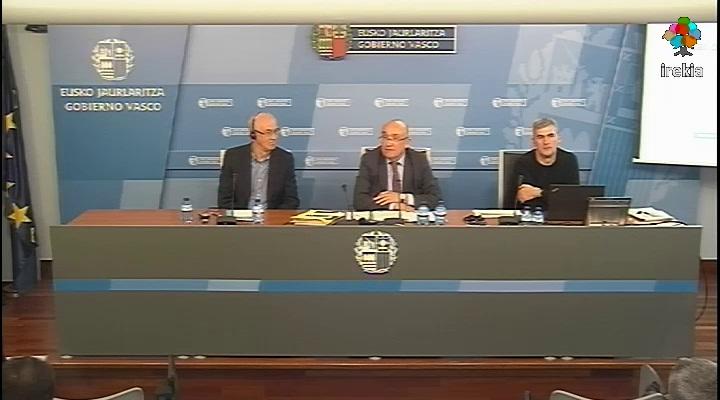 """Reunión de la red europea NPLD y presentación del informe """"Valor e impacto económico del euskera"""" [66:25]"""