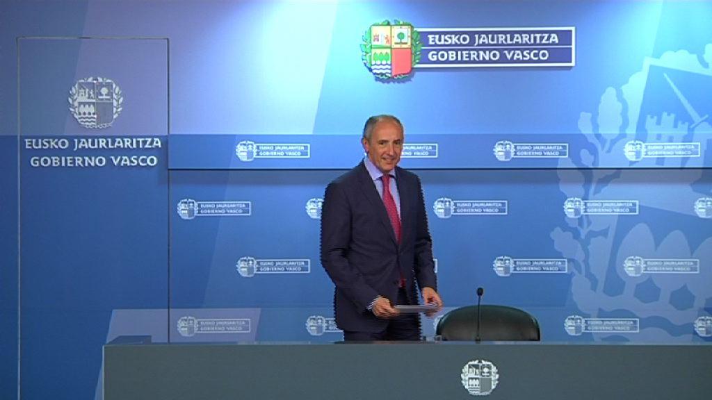 El Gobierno Vasco insta a ETA a dar los pasos pendientes de forma unilateral [34:52]