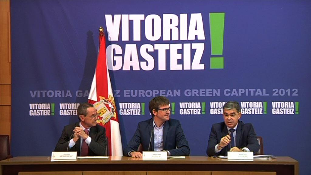 Gobierno Vasco y Ayuntamiento realizarán un estudio económico en Coronación, fijarán plazos de actuación y establecerán cuantías y condiciones para las ayudas al vecindario [7:22]