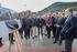 Lehendakariak Amaña-Eibar tren-azpiegitura berriak bisitatu ditu, baita espazio publiko berriak ere