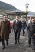 Lehendakariak Pirinioetako Lan Elkartearen osoko bilkuran parte hartu du, Andorran