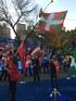 Euskadi en el maratón de Nueva York