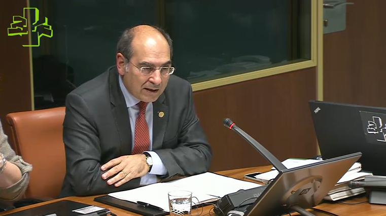 El Departamento de Salud del Gobierno Vasco gestionará  3.422 millones de euros para garantizar la asistencia sanitaria de las personas