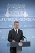 Declaración de condena del Gobierno Vasco contra los atentados de París