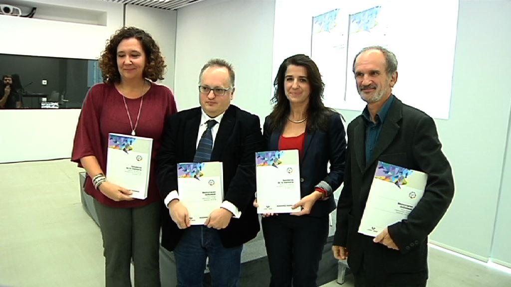 El Gobierno Vasco presenta el informe Senderos de la memoria
