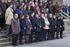 Eusko Jaurlaritzak Maliko erasoak gaitzetsi ditu kontzentrazio isil batean