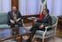 El lehendakari recibe en Ajuria Enea al embajador de Cuba