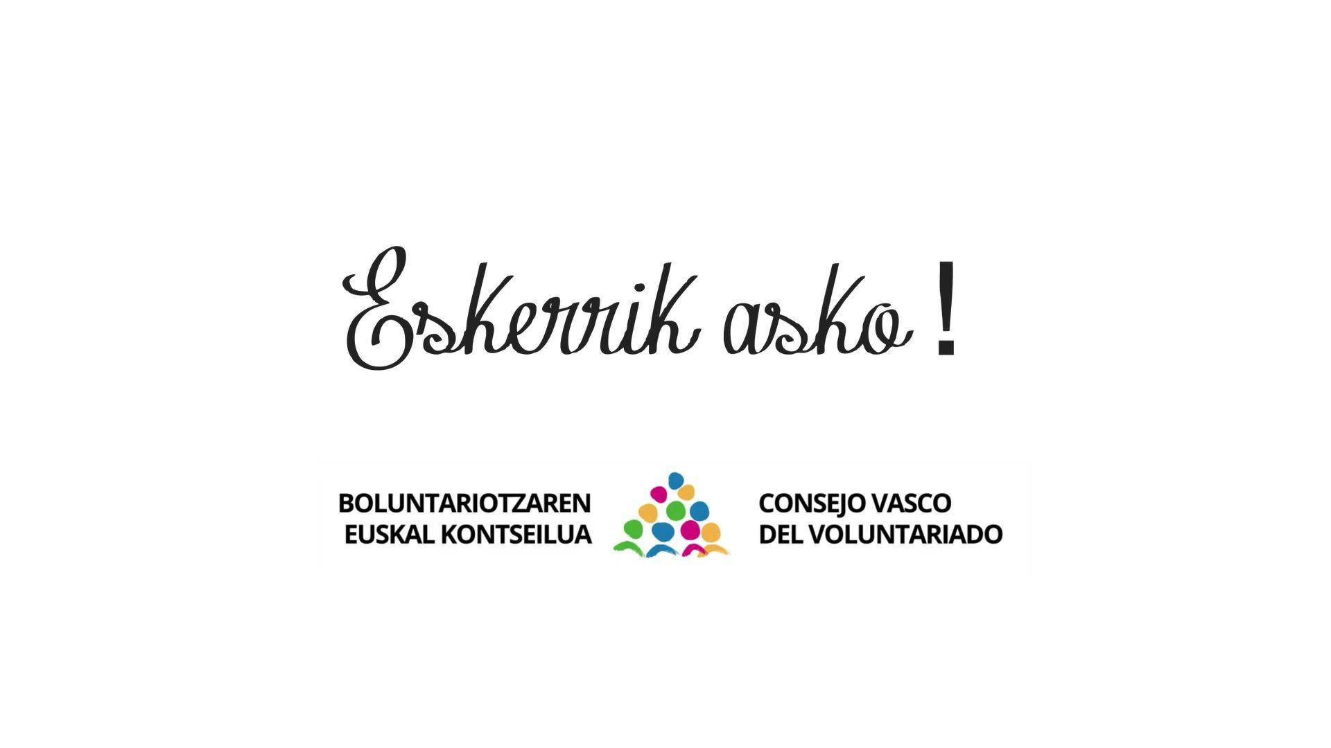 El lehendakari preside el acto de reconocimiento a personas ligadas al voluntariado en Euskadi