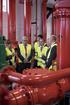El lehendakari visita las nuevas instalaciones de almacenamiento de combustible de CLH en el Puerto de Bilbao