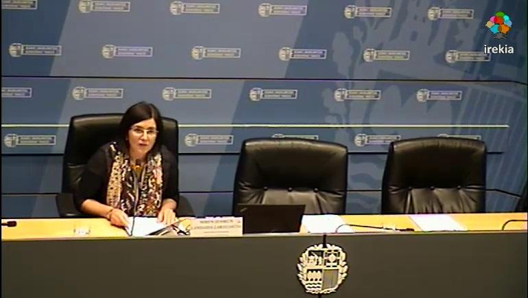 Emakunde analiza las formas de transmisión del sexismo en la escuela en la II Jornada general del programa Nahiko