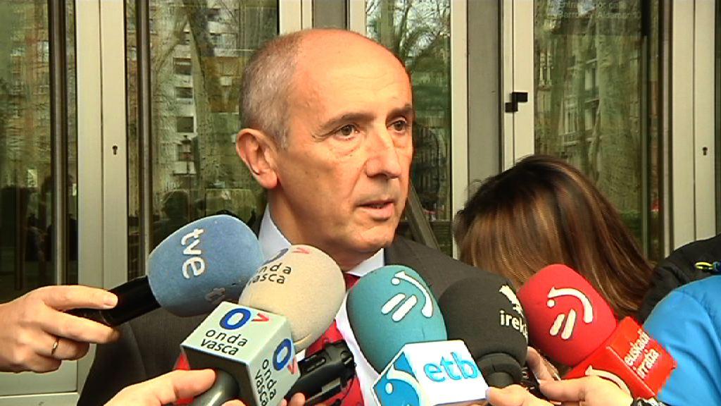 """Erkoreka considera que el acuerdo de la izquierda abertzale en la Audiencia Nacional es """"una buena noticia"""""""