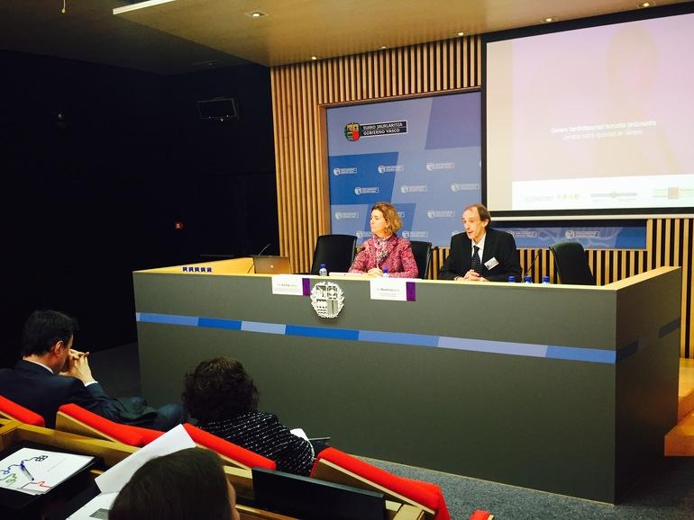 Euskotren presenta en Bilbao sus buenas prácticas en la gestión de la igualdad de género