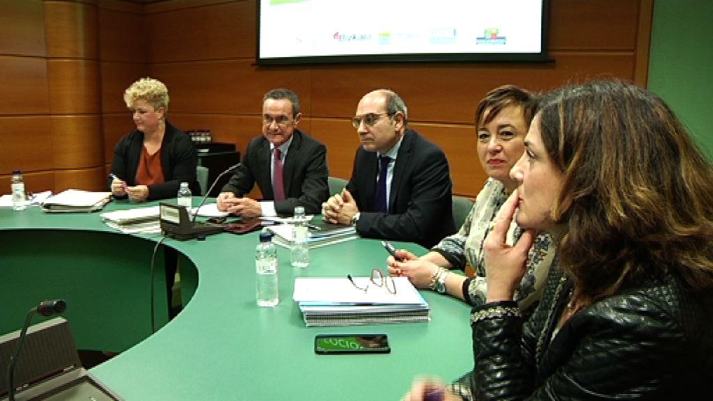 El Consejo Vasco de Atención Sociosanitaria avanza en el cumplimiento de sus objetivos con la firma de nuevos convenios