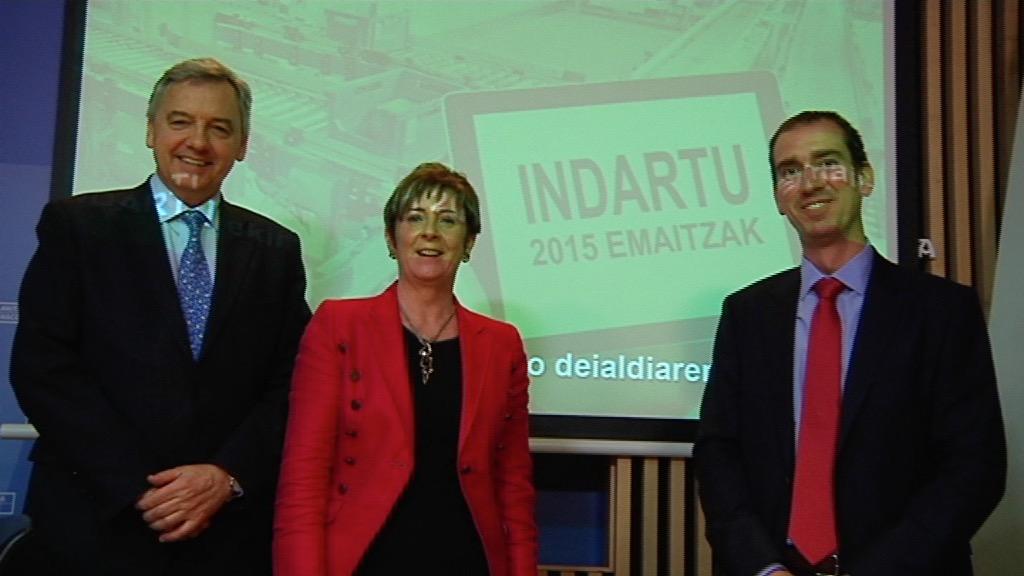 El programa Indartu atrae 89 millones de inversión con 10 proyectos industriales y la creación de 426 nuevos empleos