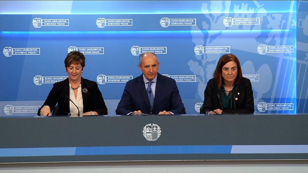 Euso Jaurlaritzak Kiroleko Dopinaren aurkako Legearen aldaketa onartu egin du