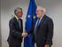 Lehendakariak Arcelor Mittal enpresagatiko kezka helarazi dio Energiako Europako komisario Miguel Arias Cañeteri