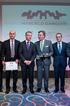 El lehendakari preside la entrega del Premio Marcelo Gangoiti, que distingue el compromiso con la promoción económica y la creación de empleo en Bizkaia