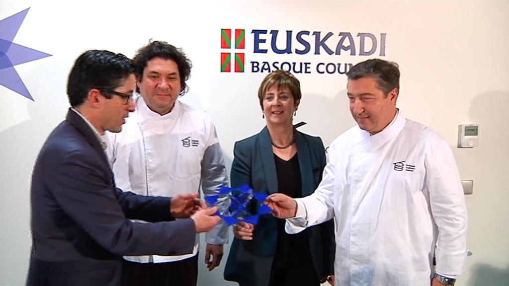 Euskadik Basque Culinary World Prize saria deitu du, ekimen eraldatzaileak dituzten sukaldariak saritzeko