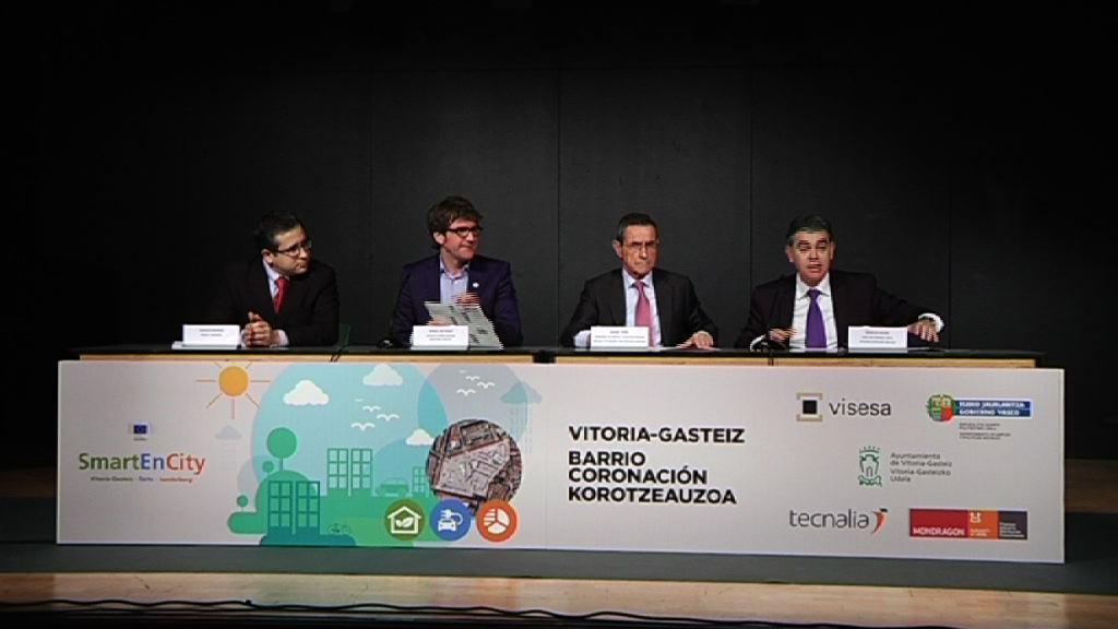 Arranca oficialmente el proyecto europeo Smartencity para la regeneración del barrio de Coronación