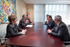 El lehendakari recibe a responsables de la firma de servicios profesionales KPMG