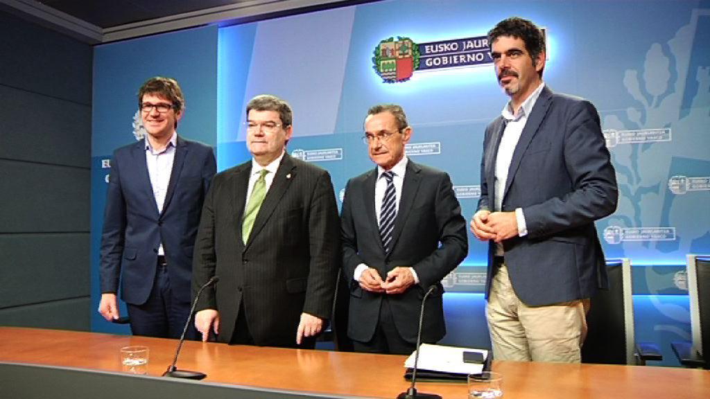 Donostia, Vitoria-Gasteiz y Bilbao se adhieren y refuerzan la red de Euskadi Lagunkoia, que suma ya 28 municipios
