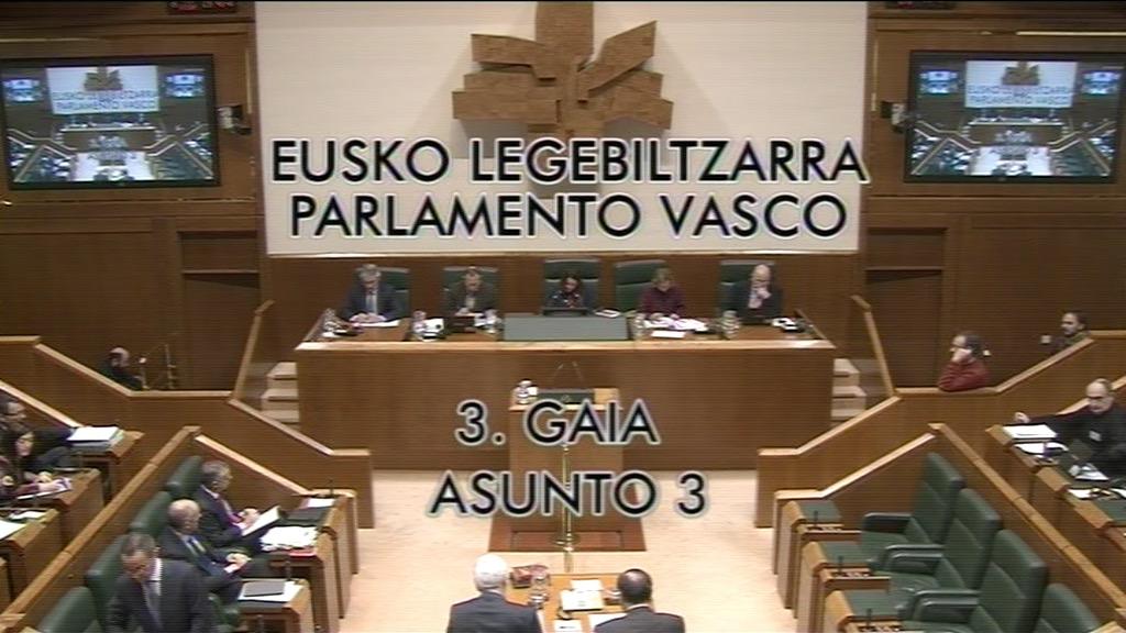 Pregunta formulada por D.ª Natalia Rojo Solana, parlamentaria del grupo Socialistas Vascos, al lehendakari, relativa al cumplimiento del mandato parlamentario referido a la pobreza energética.