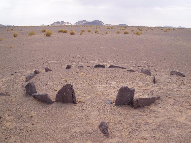 Amâbana (Duguech) – ekialdeko nekropoliko megatumuluetako bat