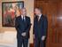 El lehendakari se reúne con responsables de la Comisión Nacional de los Mercados y la Competencia