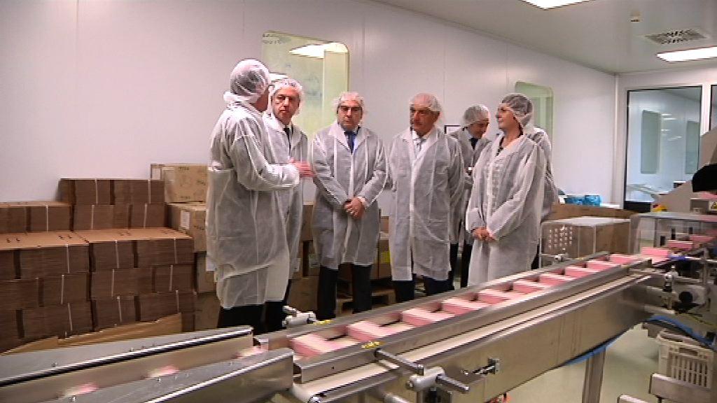 El lehendakari muestra su apoyo a las empresas vascas que invierten en investigación sanitaria al servicio de la salud y de I+D+I