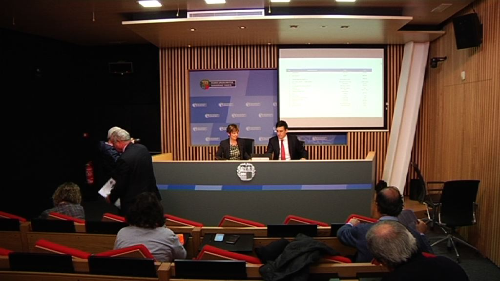 The Basque Government, through Spri, attracted 22 new foreign investments in 2015