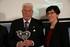 El Departamento de Seguridad homenajea al Presidente de la Cruz Roja de Euskadi, Iñaki Irusta, en el Día Europeo del Teléfono 112
