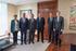 El lehendakari ha recibido a responsables de Tubos Reunidos