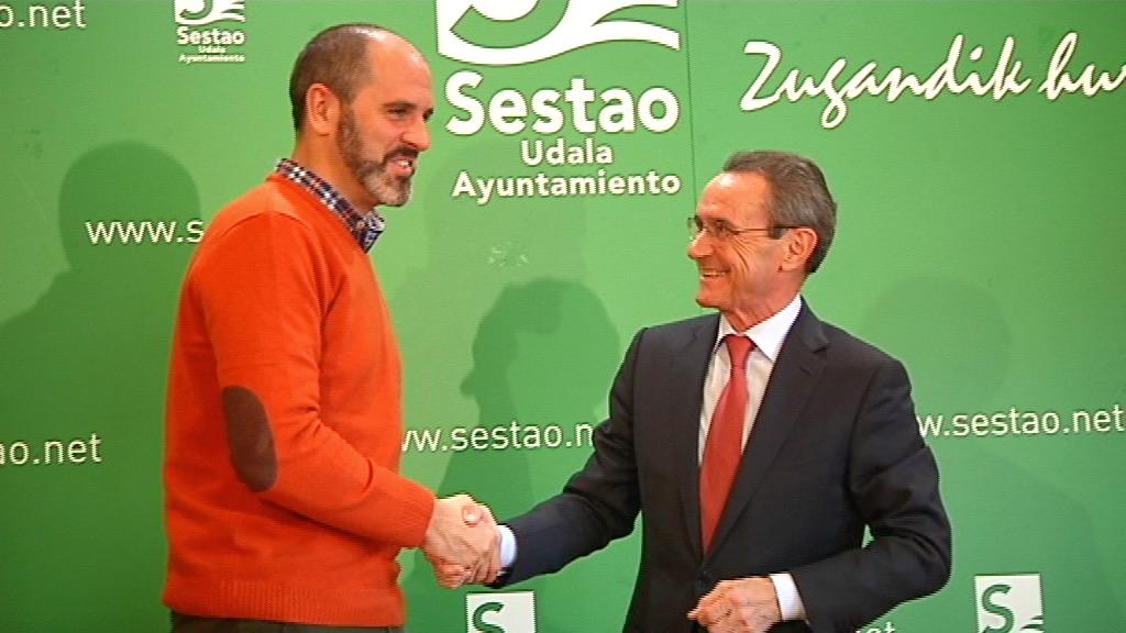 Eusko Jaurlaritzak eta Sestaoko Udalak Gaztelan programa aurkeztu dute