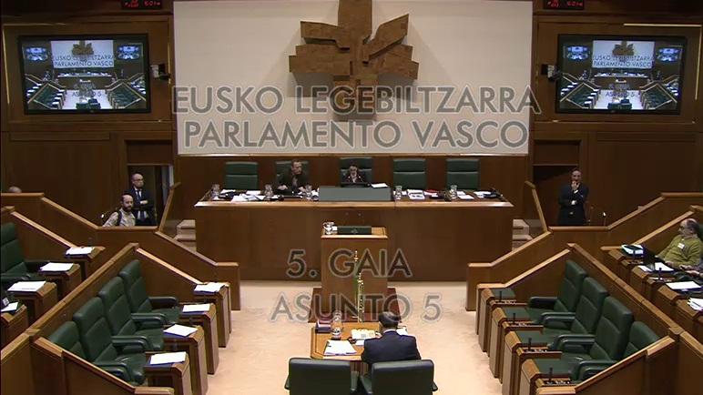 Pleno Ordinario (18/02/2016)
