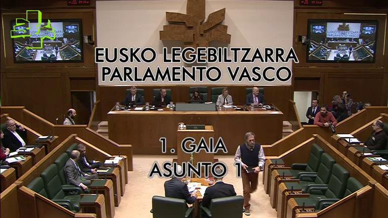 Pleno Ordinario (25/02/2016)