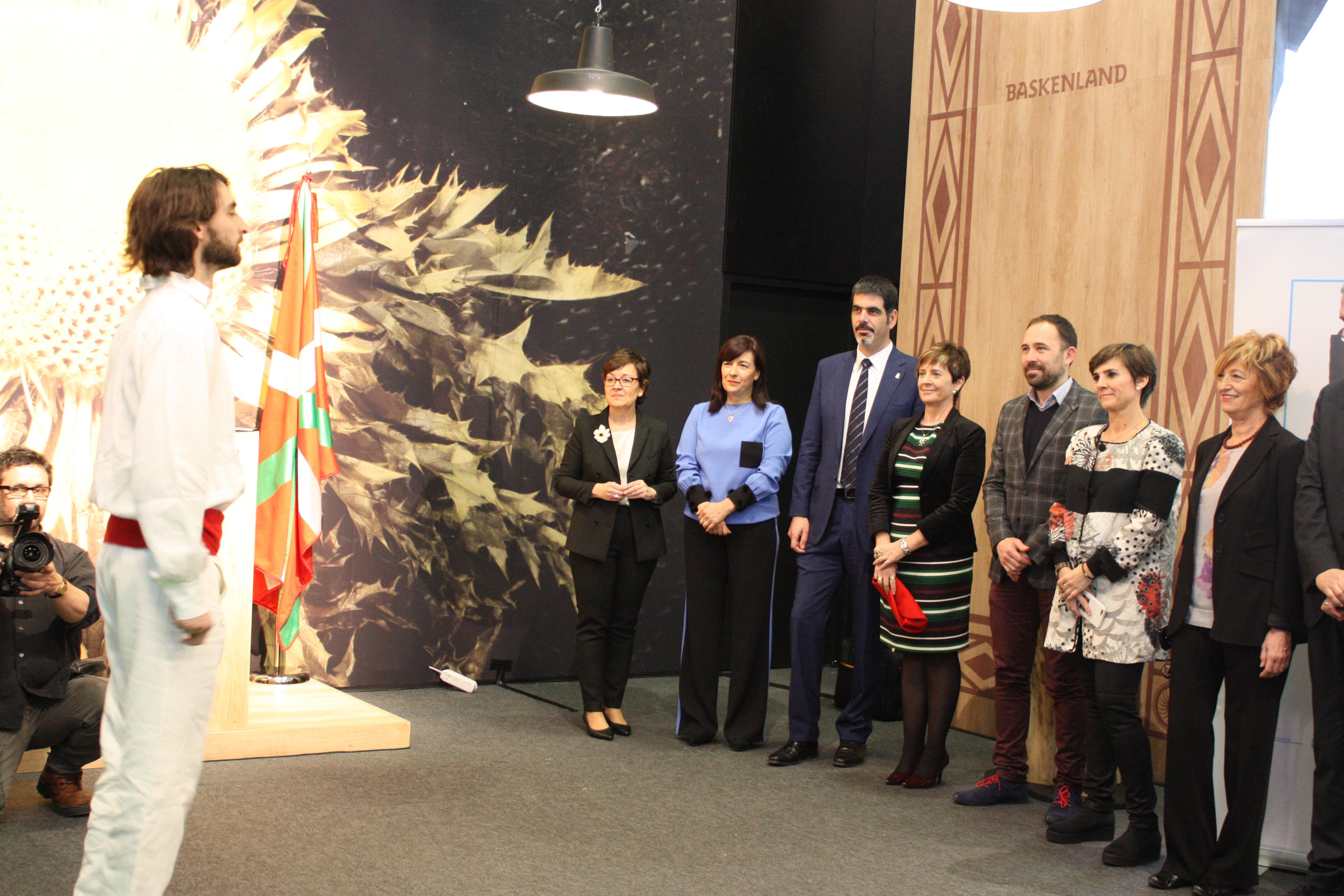 Turismo-eskaintza sendoa aurkeztuko du Euskadik Berlingo ITB Ferian, lehen aldiz stand propioa paratuta