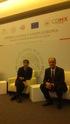 Representantes de la dirección de Relaciones Exteriores del Gobierno Vasco y la delegación de Euskadi en México participan en dos conferencias internacionales de la Ciudad de México