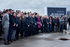 Eusko Jaurlaritzak terrorismoaren biktimei begirunea erakusteko ekitaldi instituzionalean hartu du parte Donostiako Pasealeku Berrian