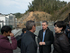 El lehendakari considera prioritaria la reorganización de las familias de Ondarroa ante la previsión de que la situación se dilate en el tiempo