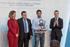 A&B Laboratorios, Energy Revival, Gerdau, Iberdrola, Ingeteam, ITP eta Udapa,  Enpresentzako Europako Ingurumen Sarien irabazleak Euskadiko Atalean