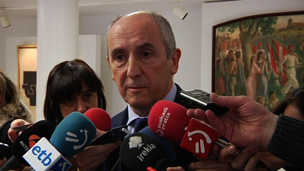 """Erkoreka considera que el recurso del Gobierno español contra la jornada laboral de 35 horas es una """"agresión intolerable"""" al Autogobierno vasco"""