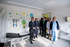 Lehendakariak osasun zentro moderno berria inauguratu du Miribillan, Bilbon haur gehien dagoen auzoan