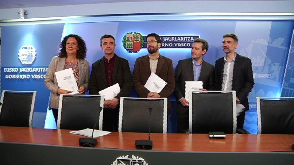 El Gobierno Vasco presenta el informe sobre personas amenazadas por ETA entre 1990 y 2011