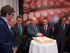 El lehendakari asiste al 60 aniversario del Centro Gallego de Vitoria-Gasteiz