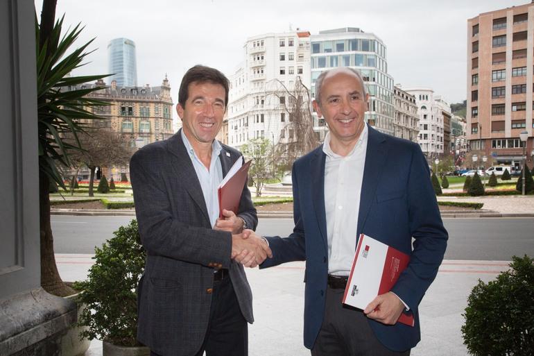 Gobierno vasco y Eusko Ikaskuntza organizan una jornada de trabajo y reflexión sobre el futuro del autogobierno vasco