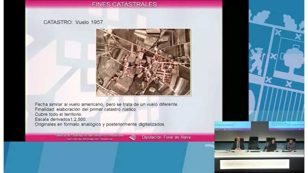 8º taller geoEuskadi. Diputación Foral de Álava. Yolanda Perea