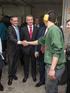 Lehendakaria Peñascal Kooperatibaren 30. urtemugan izan da