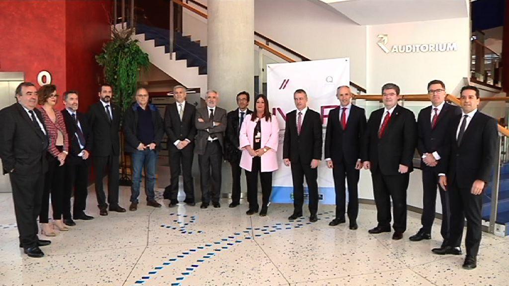 El lehendakari abre en el Euskalduna la jornada de presentación de la Ley de Instituciones Locales de Euskadi