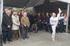 Erkoreka, Oregi, Hernando y Ezenarro asisten al responso y ofrenda floral actos organizados por el Ayuntamiento de Gernika con motivo del 79º aniversario del bombardeo de Gernika